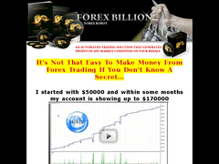 Forexbillion E.A Is Capable Of Doubling Your Money Every Single Month
