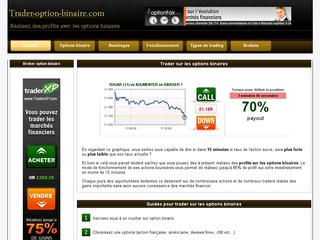 Trading des options binaires forum