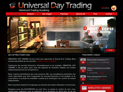 Détails : UNIVERSAL DAY TRADING SA