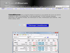 CotesEtBourses - Site officiel