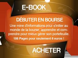 Acheter l'E-book: Débuter en Bourse